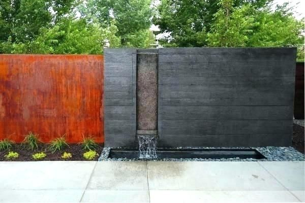 Large Wall Fountain Outdoor Fountains Modern In Ideas 400 x 300
