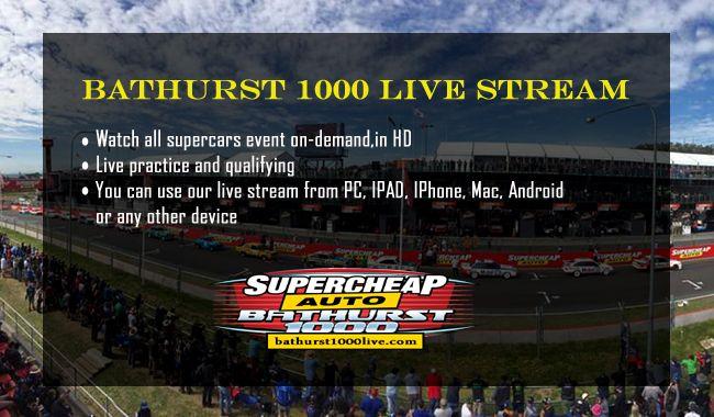 Bathurst 1000 Live Stream V8 Supercars 2018 Bathurst Streaming Super Cars