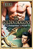 The Golden Dragon's Unexpected Mate: The Jeweled Dragon's Curse Mpreg Romance Book One by Kiki Burrelli (Author) #LGBT #Kindle US #NewRelease #Lesbian #Gay #Bisexual #Transgender #eBook #ad