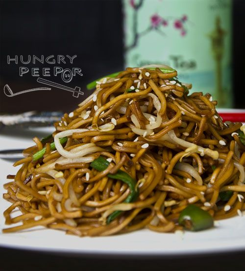 how to cook cantonese fried noodles
