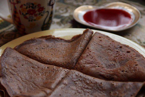 Čokoládové palacinky z jogurtového cesta - To je nápad!