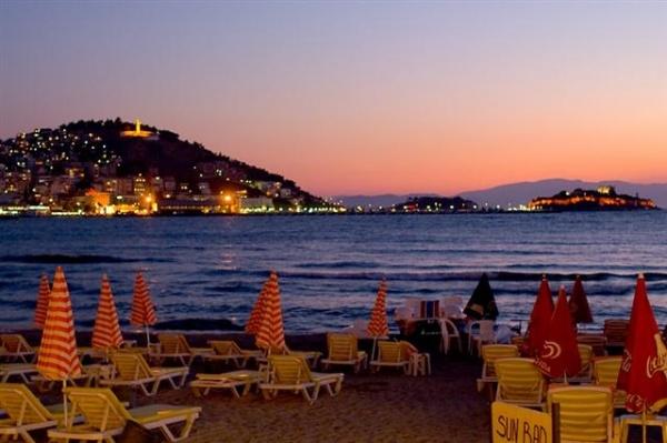 Kuşadası sunset  - Aydın / Turkey