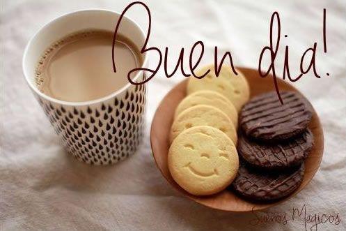 Hola! buenos días!  como amaneciste?, deseo que tengas un hermoso día, disfrutalo y piénsame, yo pienso en ti...