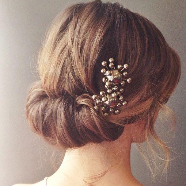 Fabulous Wedding Hairstyles - MODwedding