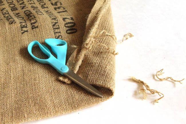 Pin On Coffee Sack Reuse