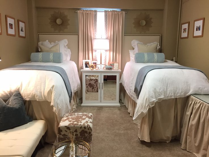 Ole Miss - Martin dorm room