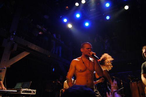 Calle 13 Live Die Fabrik, Hamburg
