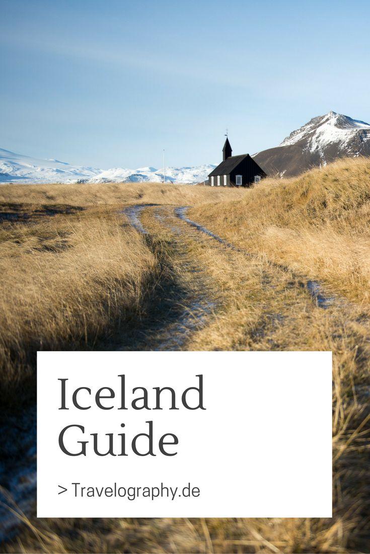 Island Rundreise: Tipps zu Route, Mietwagen & Fotografie