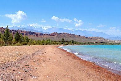 Issyk Kul...krása, Kytgyzstán