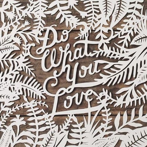 Do What you Love / zachary smith