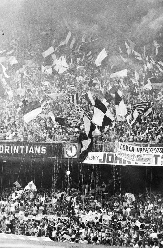 Corinthians - Invasão Maracanã - 1976
