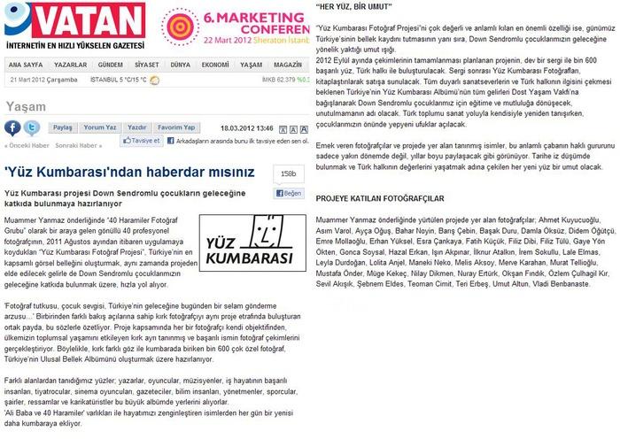 20 Mart 2012 tarihli Gazetevatan.com.tr  http://haber.gazetevatan.com/Haber/437500/1/Gundem