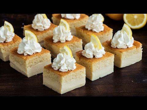 Magický koláč z vaječného krému vytvorí pri pečení tri lahodné vrstvy