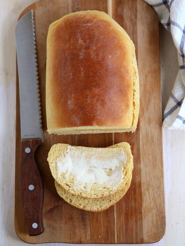 Yeasted Cornbread Recipe — Dishmaps