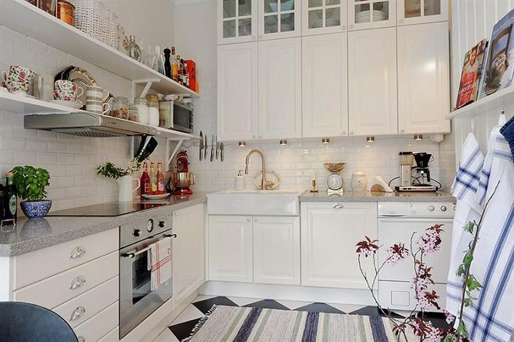 Charming Country Style Kitchen