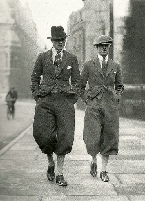 VINTAGE MEN'S FASHION. I need to get a pair of these hahaaa
