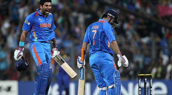 Ms Dhoni Was Not Made In A Day Yuvraj Singh In 2020 Yuvraj Singh Singh Cricket News