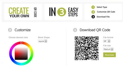 Create QR Codes Online (Generators, JavaScript Plugins & Code Libraries)