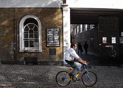 Photos of Brick Lane and surrounding area, Spitalfields, Tower Hamlets, East London