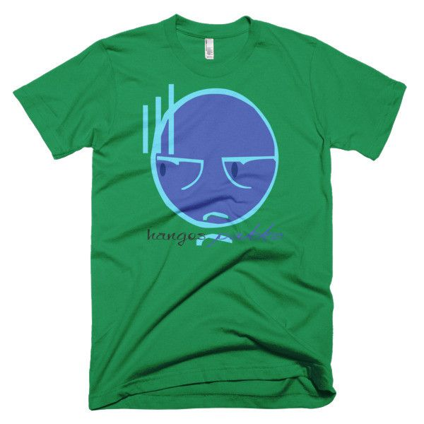 Hangos Pakke short sleeve men's t-shirt