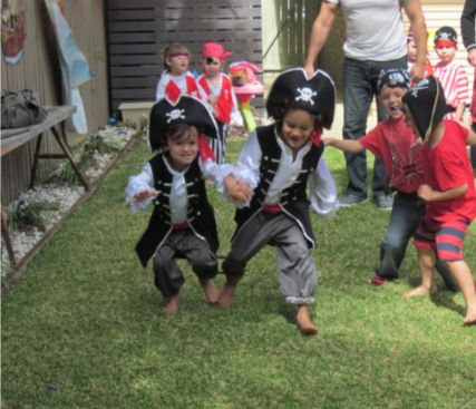 Top pirate party games and pirate party ideas for your little buccaneer!