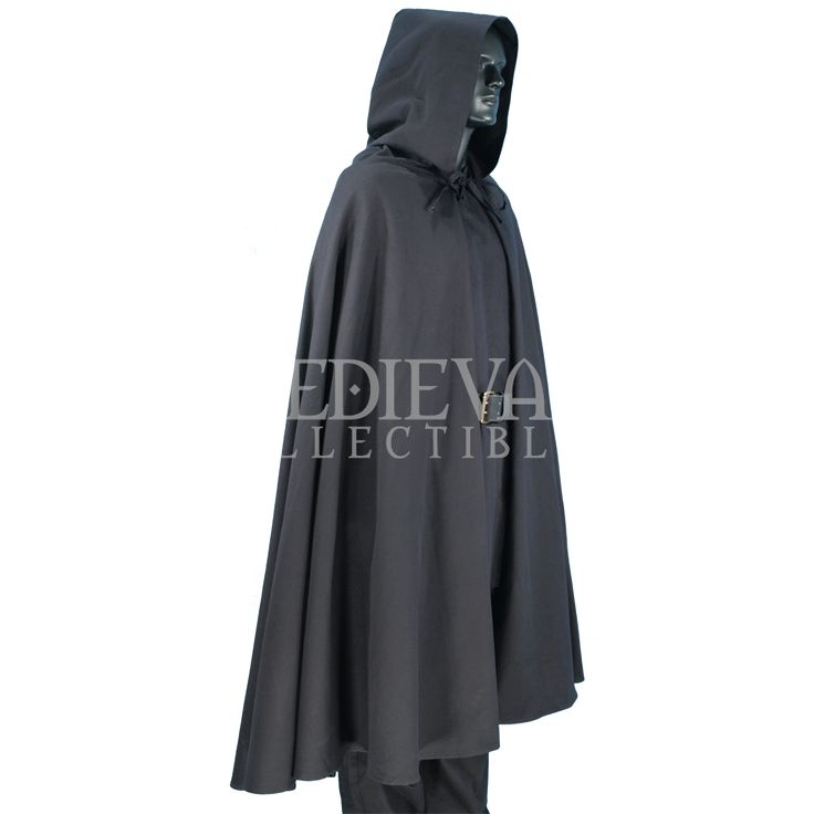 Medieval Hooded Cape - MCI-2307 from Dark Knight Armoury