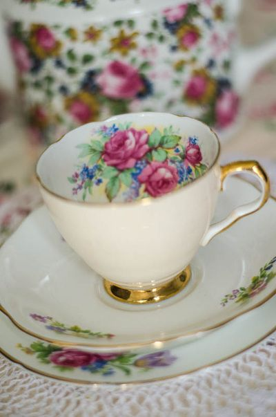 projects idea unique tea cups. Gallery  The Whimsical Rose 219 best Cups Saucers images on Pinterest Tea time Dish sets