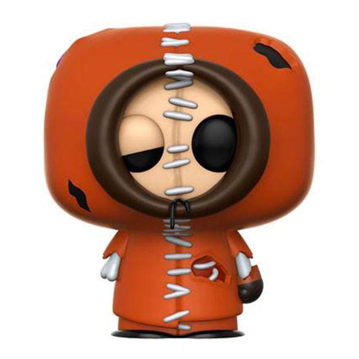 Kenny est l'un des personnages principaux de la fameuse série animée de Trey Parker et Matt Stone, South Park. Cette série au graphisme très simple raconte la vie de quatre jeunes écoliers dans la...