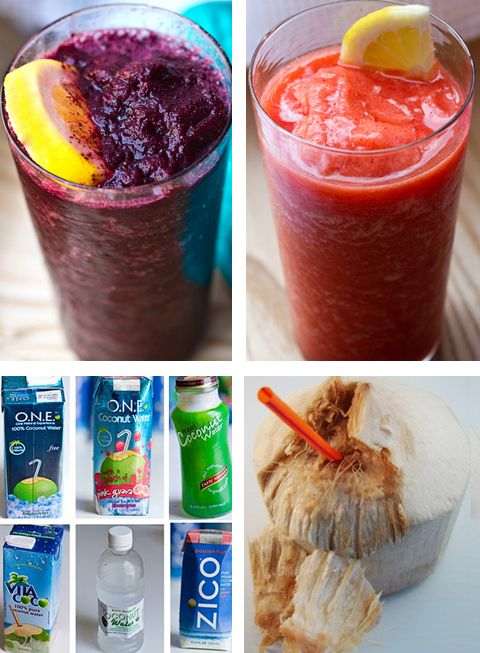 Coconut water rocks my socks off!  Here are 7 reasons you should agree!