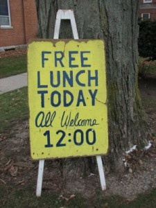 According to a study conducted by the North Dakota Policy Council, federal tax dollars accepted by the state end up increasing state spending and state taxes. Apparently, there's no such thing as a free lunch. Do you think the state ought to find ways to decrease its dependence on federal funding?