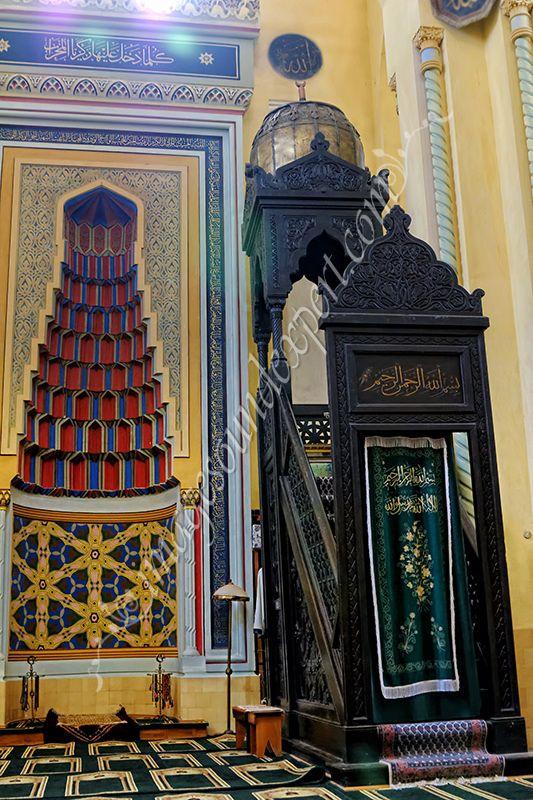 interior geamie constanta, mosque interior,  Moscheinnenraum, intérieur mosquée,