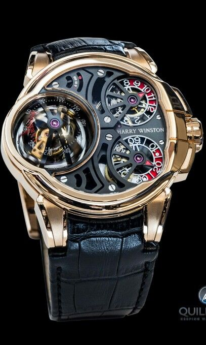Harry Winston Histoire De Tourbillon 5: Myth Or Reality? After Harry Winston's Jewelry and Timepiece division was purchased by the Swatch Group back in January of 2013, many cried the death of the Opus series and probably the Histoire de Tourbillon franchise as well, since this did not seem to fit into a larger Swatch Group strategy for the brand. So now that we know that the Histoire de Tourbillon 5 isn't a hypothetical creature lost to time and remembered in lore, what makes it so amazing?…