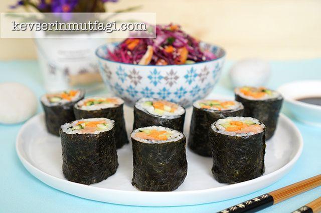 Suşi Tarifi | Kevserin Mutfağı - Yemek Tarifleri