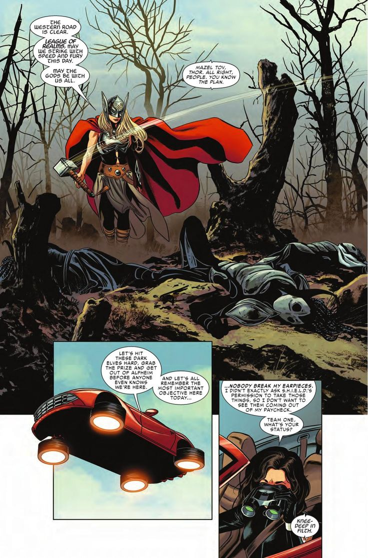 Preview: The Mighty Thor #13, Story: Jason Aaron Art: Steve Epting Cover: Russell Dauterman Publisher: Marvel Publication Date: November 23rd, 2016 Price: $3.99 K..., #All-Comic #All-ComicPreviews #Comics #JasonAaron #Marvel #previews #RussellDauterm