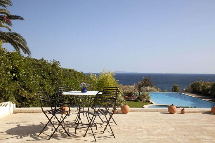 Pool & seaview - Villa Valerie, Greece