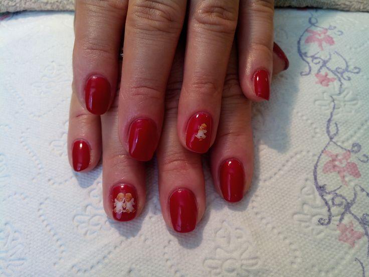 Hardener gel perfekt nails + vodolepky