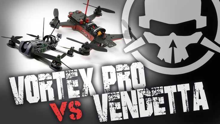 Chad and Steele tackle their most anticipated challenge yet... reviewing the Immersion RC Vortex Pro and the TBS…