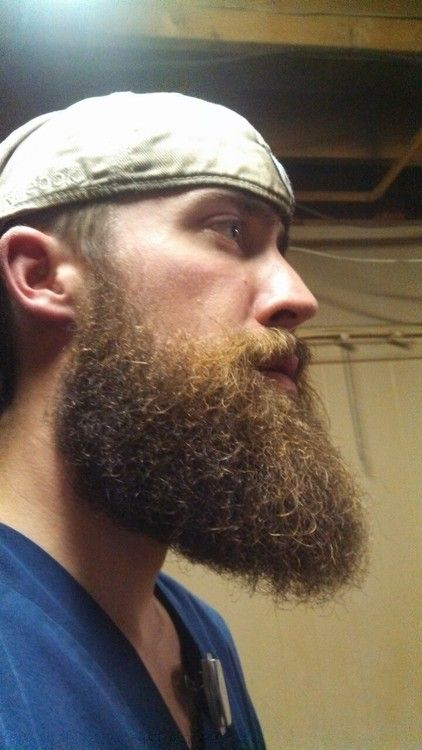 Big Full Thick Bushy Fluffy Beard Beards Bearded Man Men