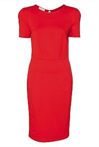 No. 18 Shoulder Detail Sleeve Dress #witcherywishlist