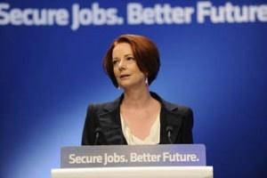 PM Julia Gillard address to ACTU Congress 2012