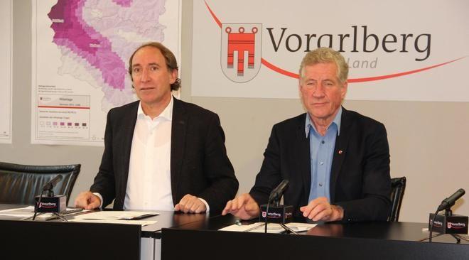 Vorarlberg drohen vier Grad mehr Wärme - Schwäbische Zeitung