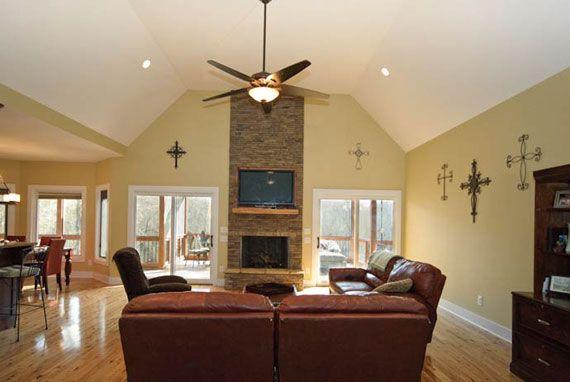 High Ceiling Living Room | High-Ceiling-Living-Room-Interior-6.jpg