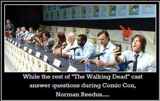 Norman Reedus funny memes