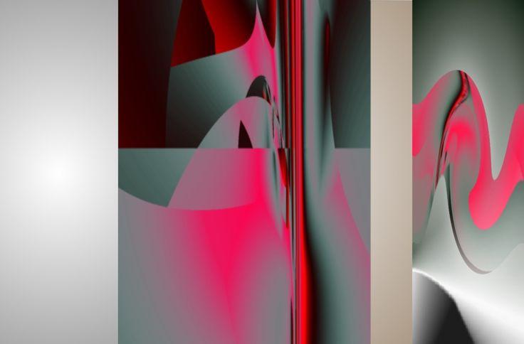 Alina Dorada-Krawczyk PYTANIE i ODPOWIEDZ- olej 150 x 100cm