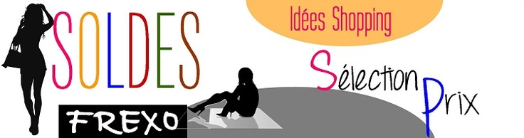 Retrouver une Sélection d'Accessoires de Mode à prix Soldes dans notre nouvelle rubrique ! Une sélection en fonction de votre budget.  www.frexo.fr