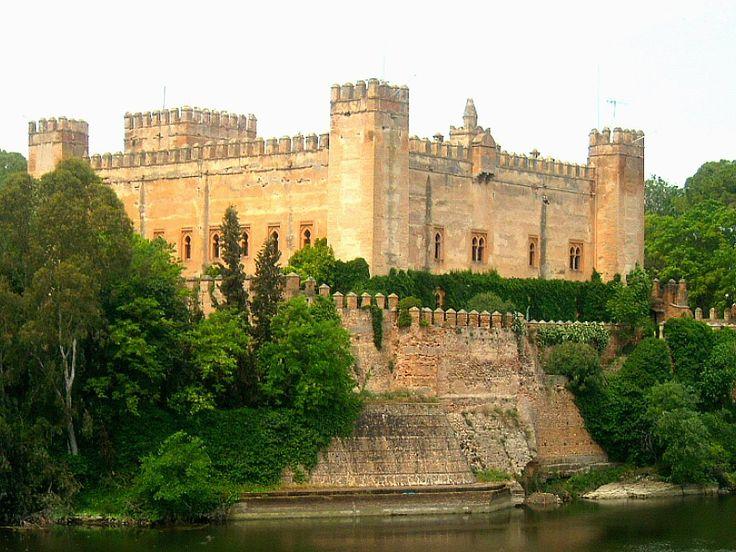 Castillo de Malpica (Toledo, España)