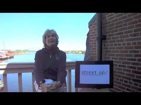 """Street.life! Take 3: Mary Carey Foley, a Portsmouth native, tells us what she LOVES about Portsmouth and Street.Life!: """"There is nothing I don't LOVE about Portsmouth. Portsmouth is in my Blood!"""""""