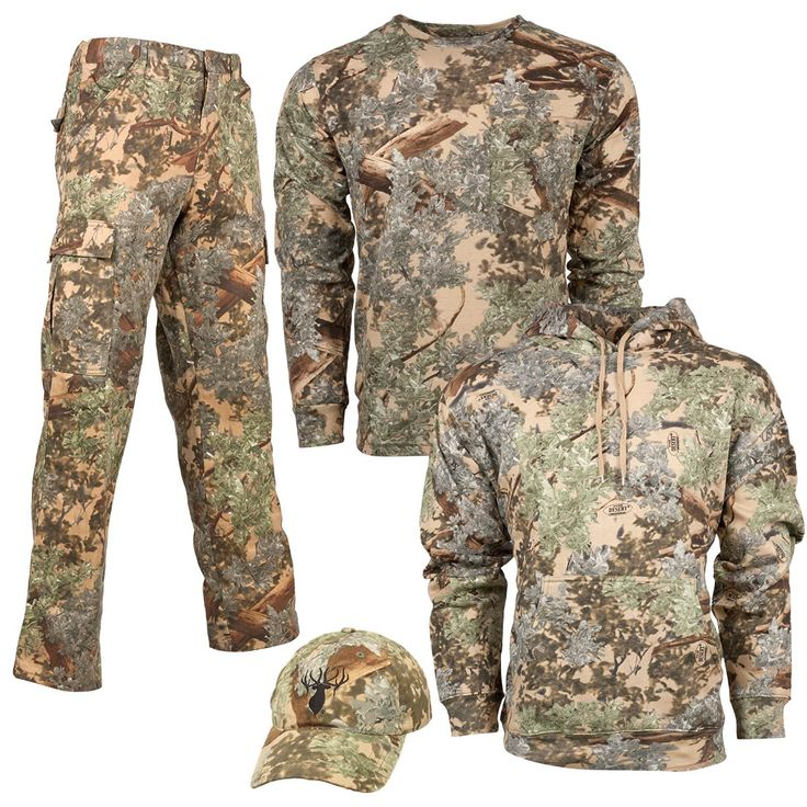 Camo Bundle Sale - Discount Cotton Shirts, Pants and Hoodie