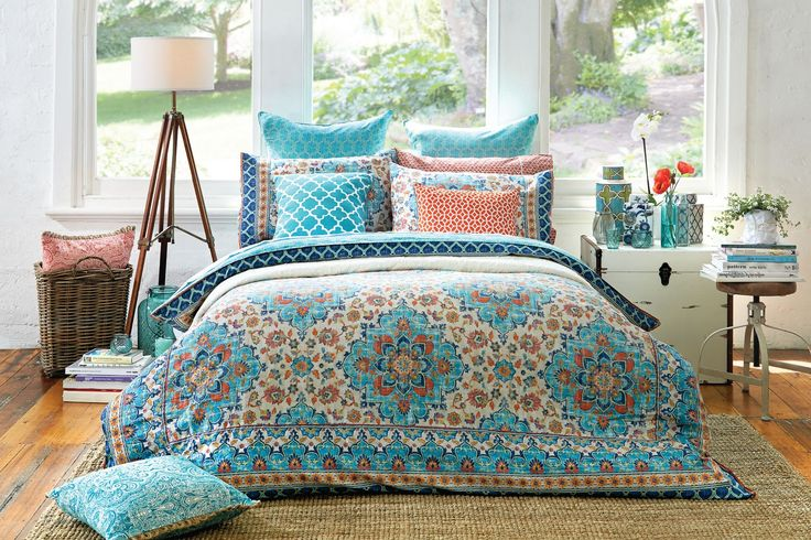 Bosphorus Quilt Cover