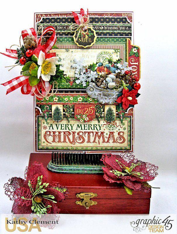 172 Best Christmas Mini Scrapbook Albums Images On Pinterest Mini